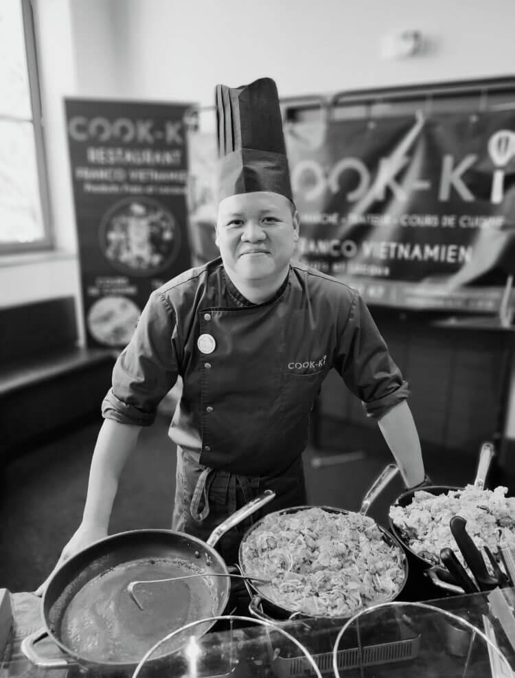 Cook-ki Le Chef Cook-ki