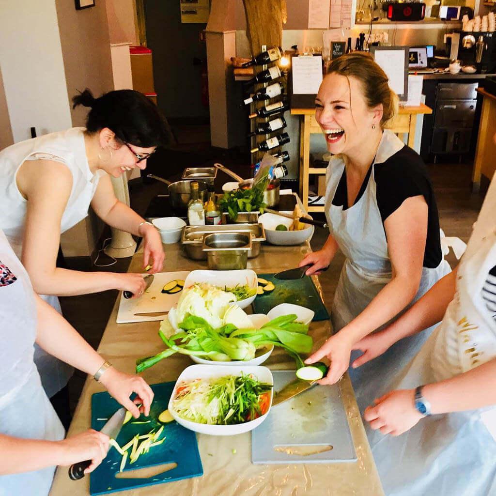 Cook-ki Cours de cuisine