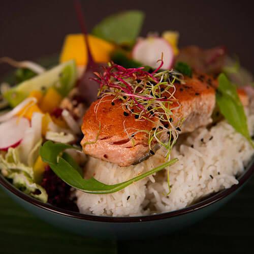 Cook-ki Le menu